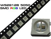 WS2812B 5050 RGB LED WS2811 ic Built-in RGB DC5V