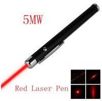 Laser Pointer 5mW Red