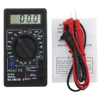 DT832 LCD Digital Multimeter